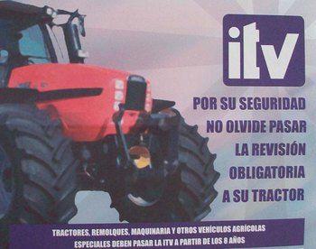 itv tractores