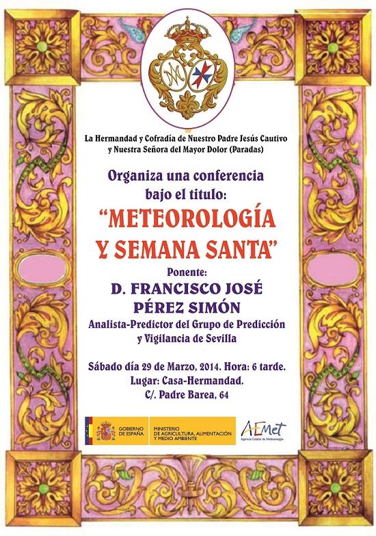 cartel _conferencia_meteorologia