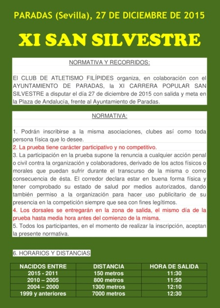 San_Silvestre_2015_Normativa_1