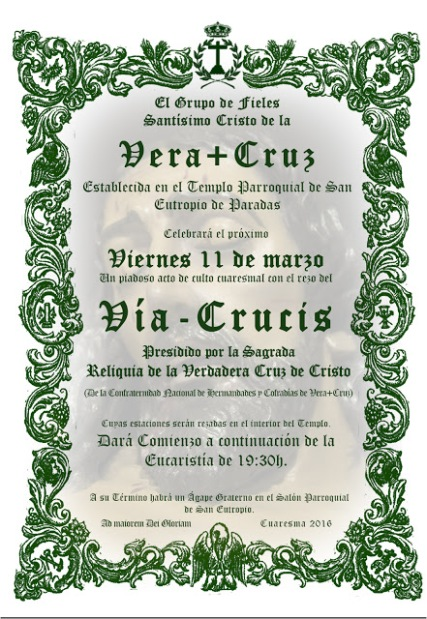 Via Crucis 2016
